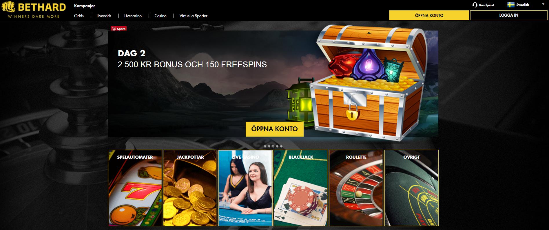 Casino insättning med - 57518