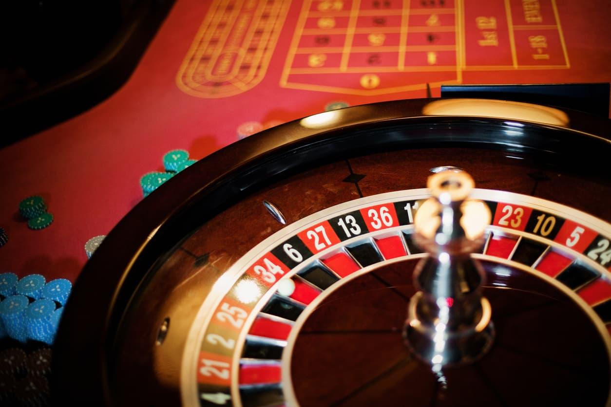 Roulette hjul - 94546