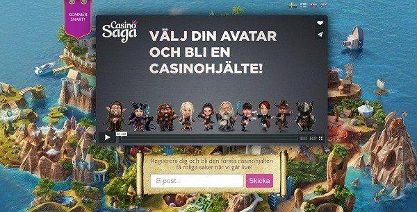 Storspelare välkomsterbjudande svenska - 79566