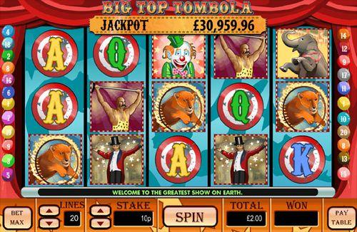Lotteri tombola - 11132