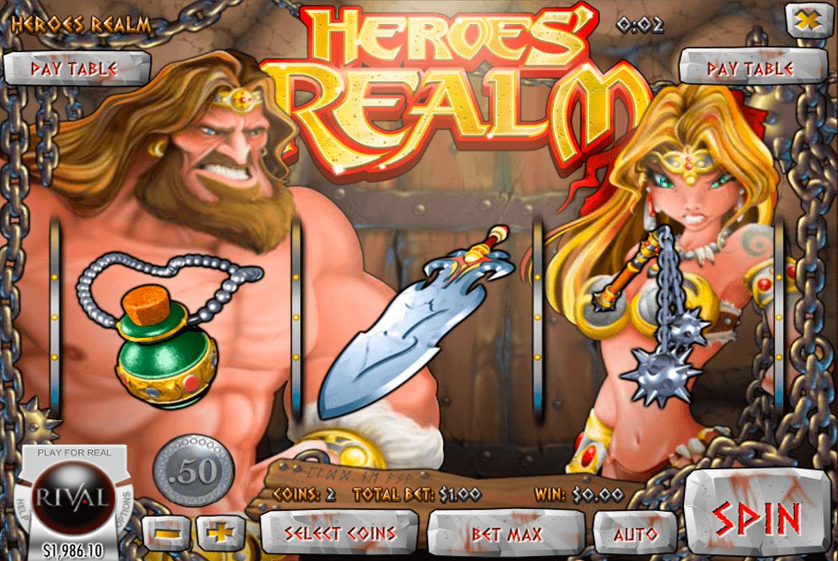 Casino heroes - 58270