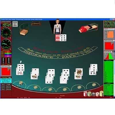 Blackjack counting - 29102