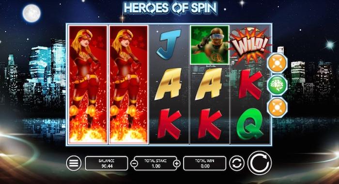 Casino heroes - 3136