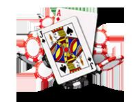 Poker chips väljer - 55008