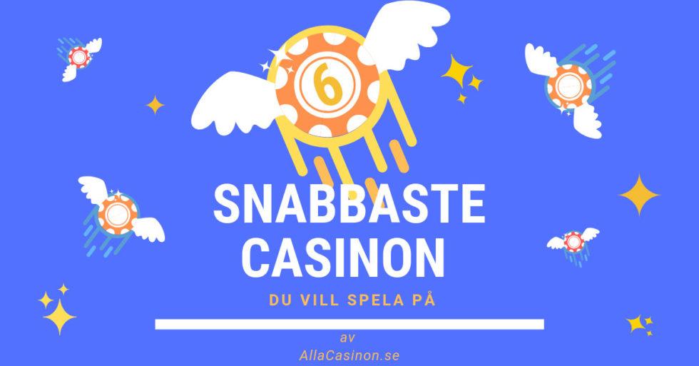 Casino med snabba - 63150