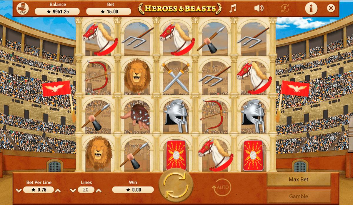 Casino heroes slots - 13302