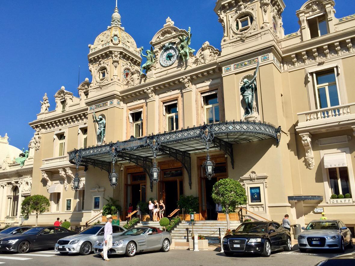 Monte Carlo casino - 3382