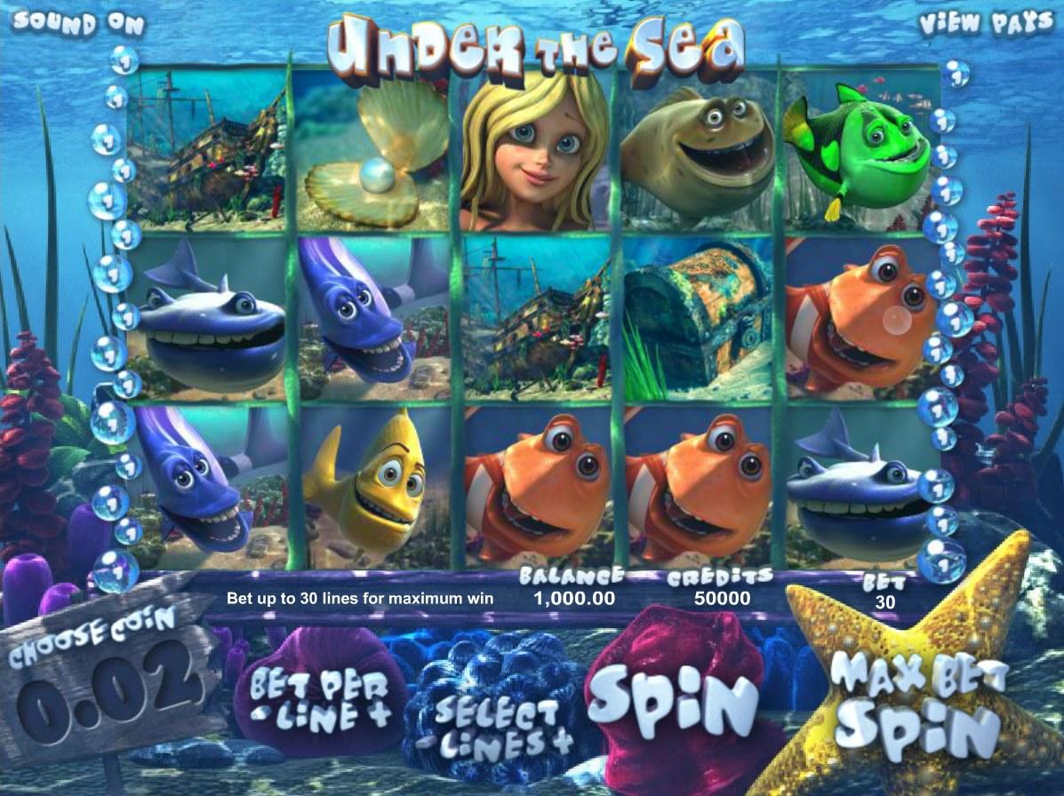 Under the Sea - 26244
