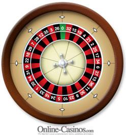 Roulette hjul SlotV - 9704