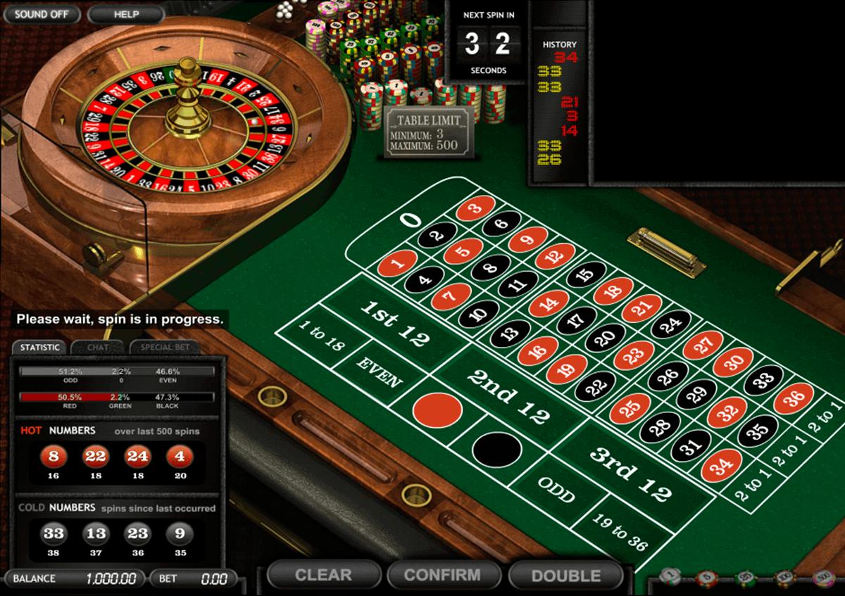 Gratis roulette - 98478