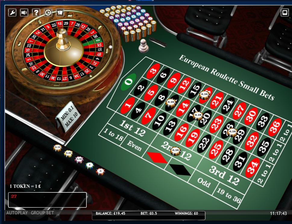 Roulette odds - 88742