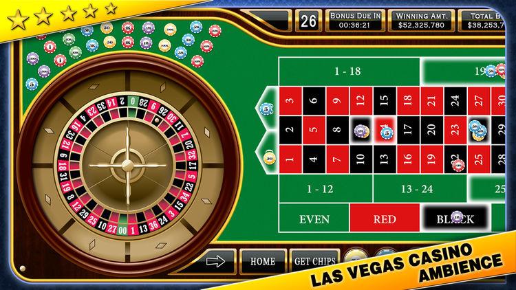 Roulette App casino - 68337