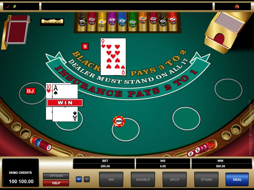 Blackjack strategin bonkersbet - 25529