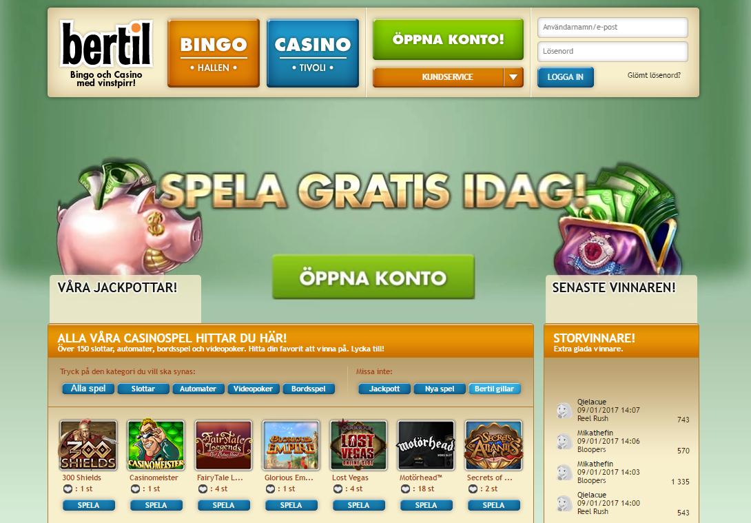 Casinot med nöjda - 80533
