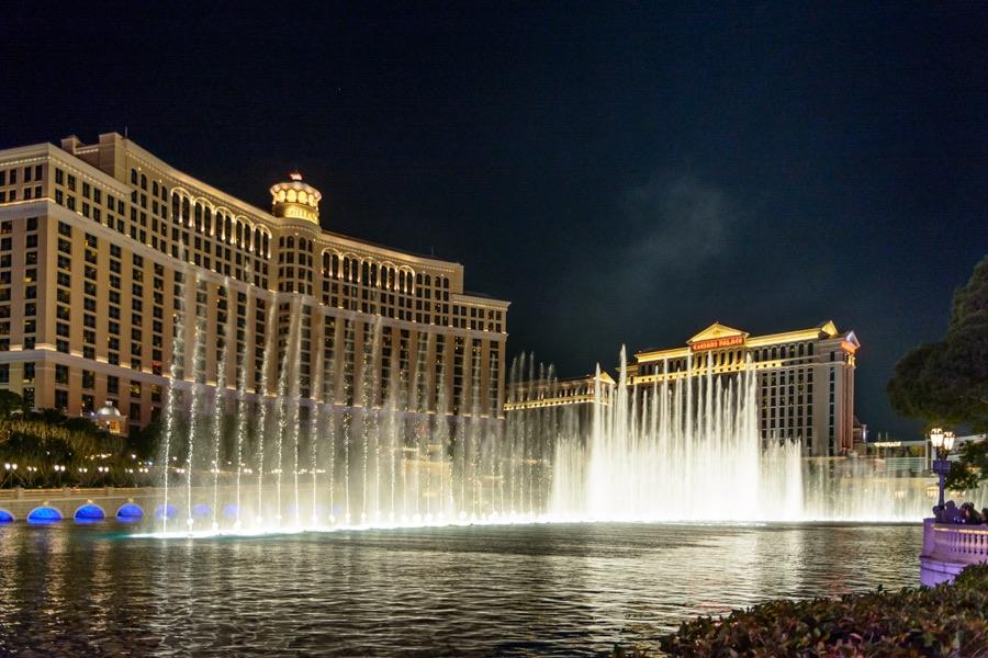 Las Vegas strip - 54604