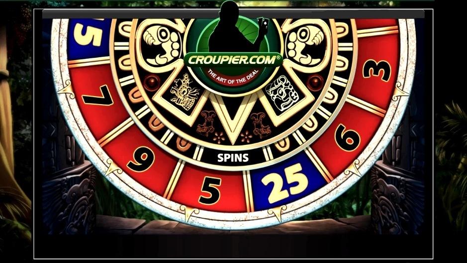 Roulette kampanjer Montezuma - 32018