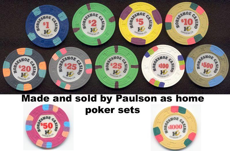 Poker chips - 61424