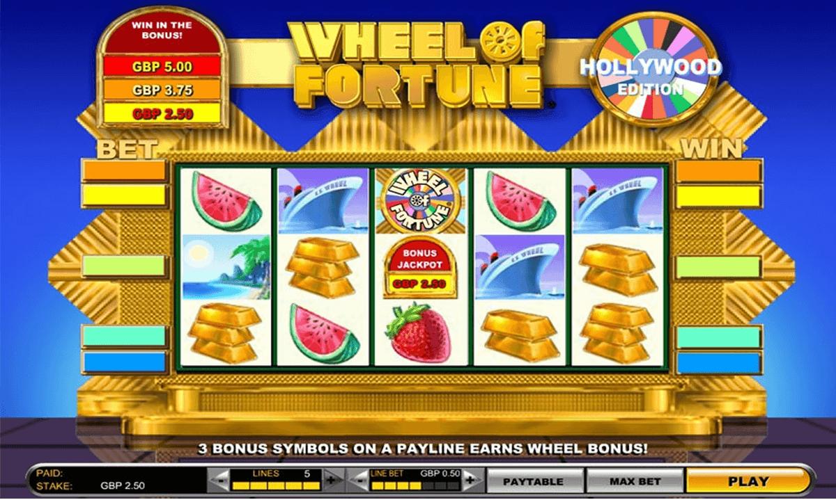 Wheel of fortune - 50355