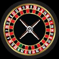 Roulette hjul många - 95715