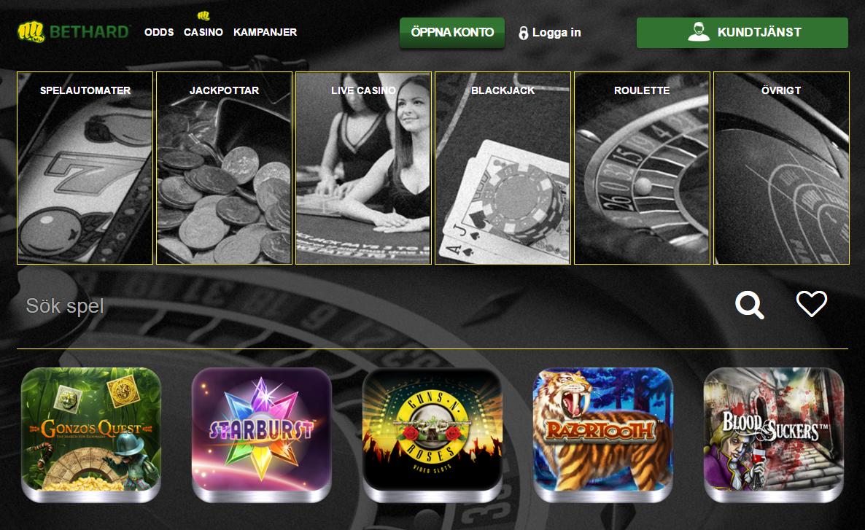 Casino med ett - 94757