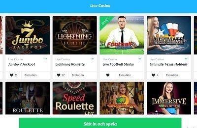 Spela casino - 20590