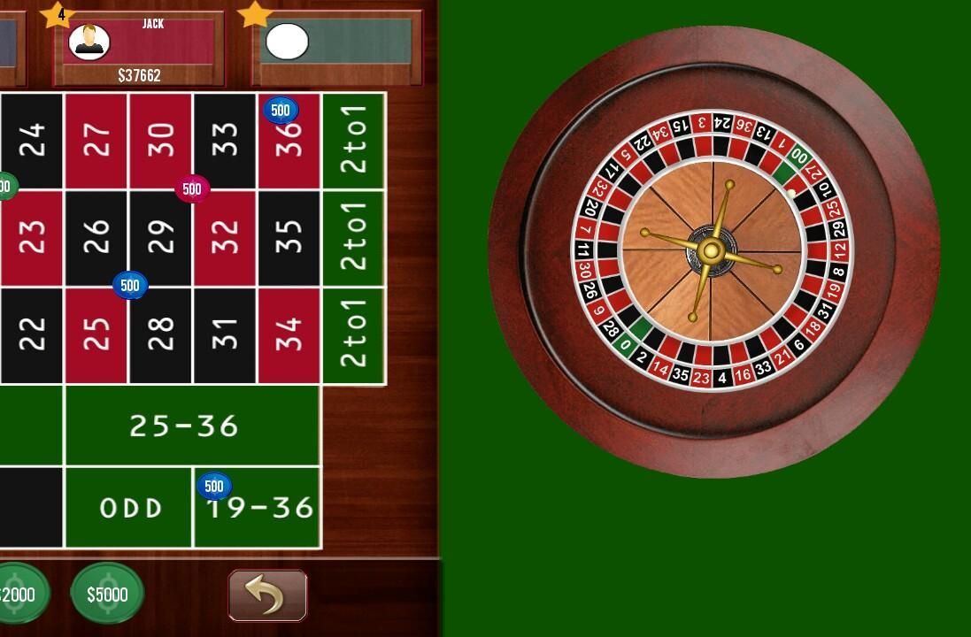 Roulette App casino - 24641