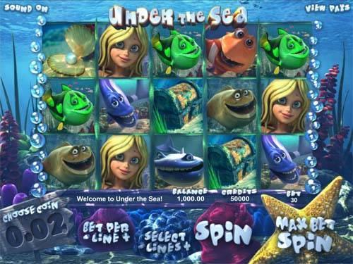 Under the Sea - 57708