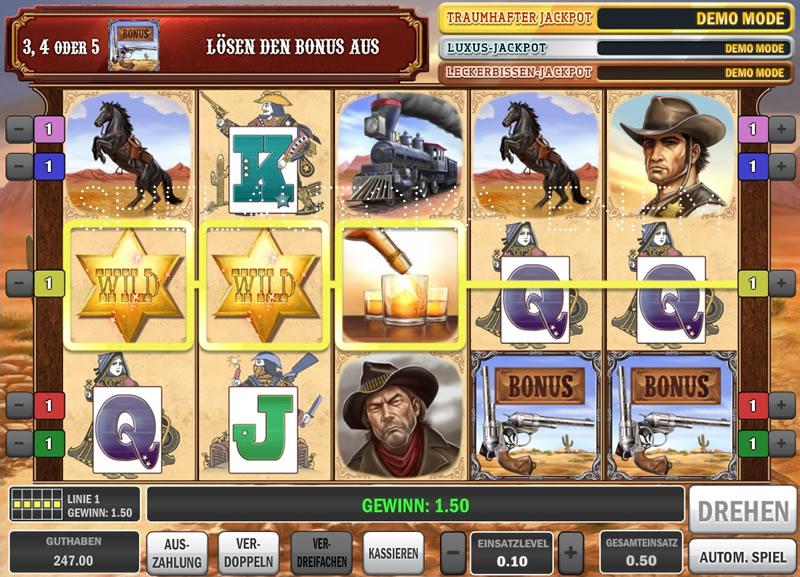 Bäst utdelning Cowboy - 25029