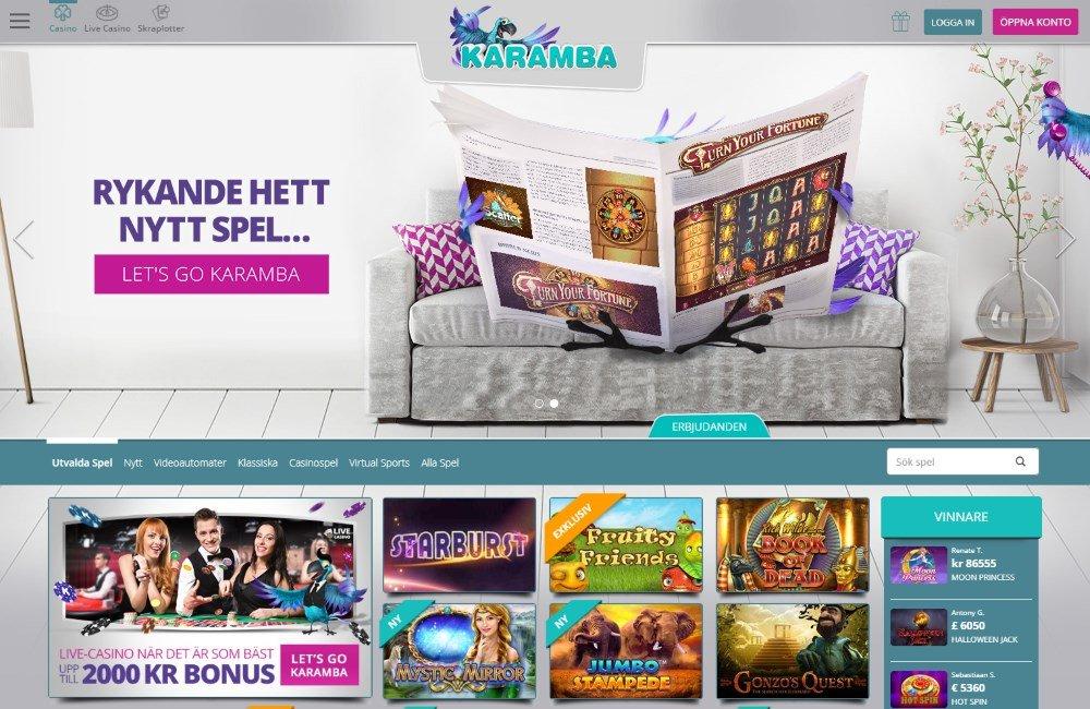 Utländska casino online - 12833