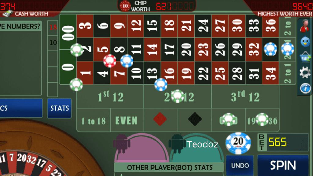 Snabbspel casino roulette - 86948