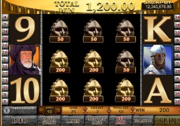 Mobil Gladiator slot - 31786