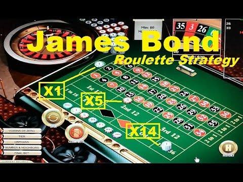 James bond strategy - 68874
