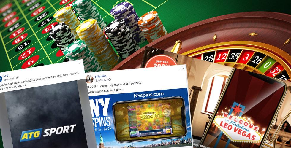 Spelbolag aktier - 3058