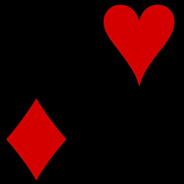 Dam kortspel - 7464
