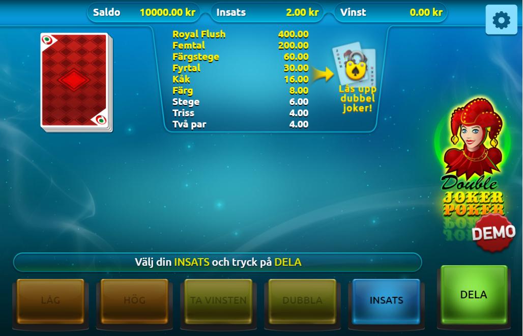 Spela live - 98641