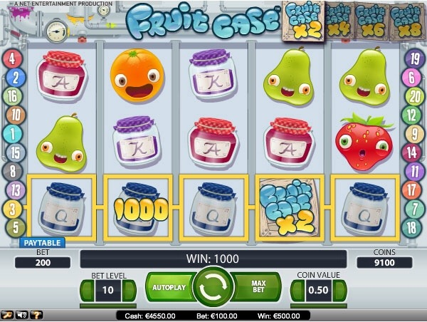 Fruit Case slot - 2532