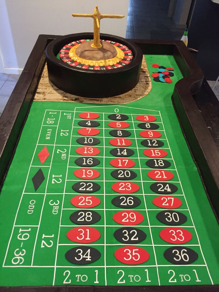 Roulette Rules - 32901