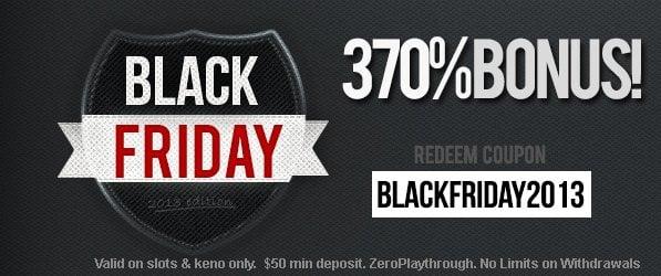 Black friday slots - 24318