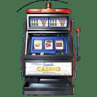 Spelautomat 3D grafik - 90098