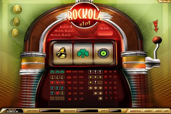 Virtual slot - 93408