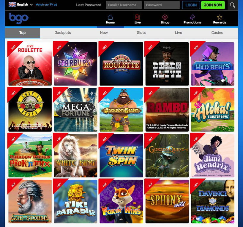 Casino official website - 90701