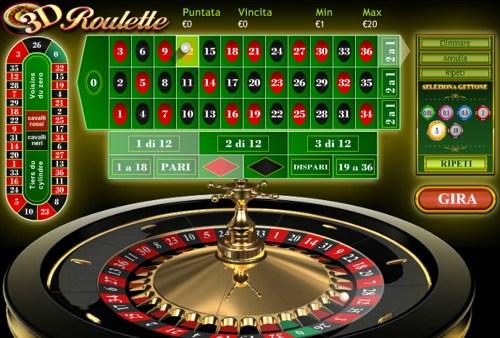 E betting roulette - 94077