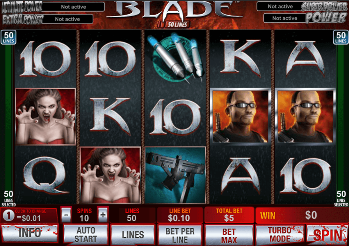 Blade 50 Lines - 13023