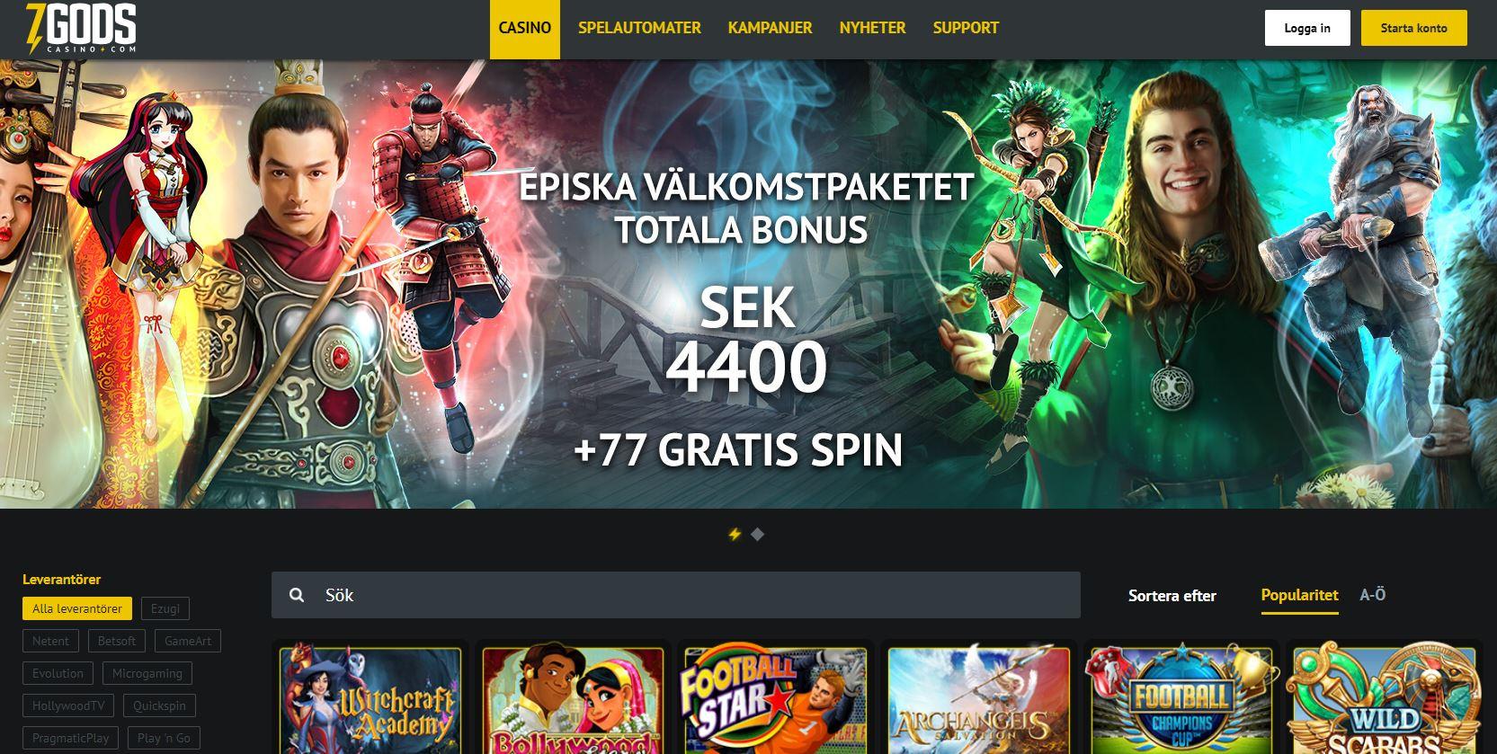 Lotteriinspektionen bästa casino - 51736