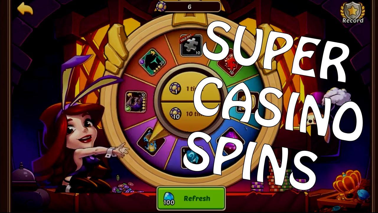 Super spins Playzee - 77211