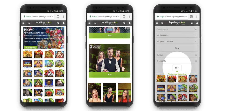 Mobile bet - 17536