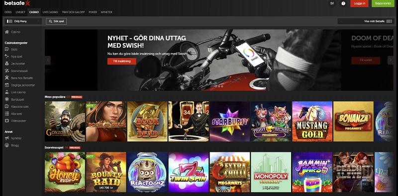 Sveriges bästa casino - 25317