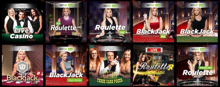 Live rouelette casino - 19599