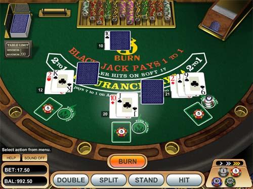Dubbla Blackjack - 23352