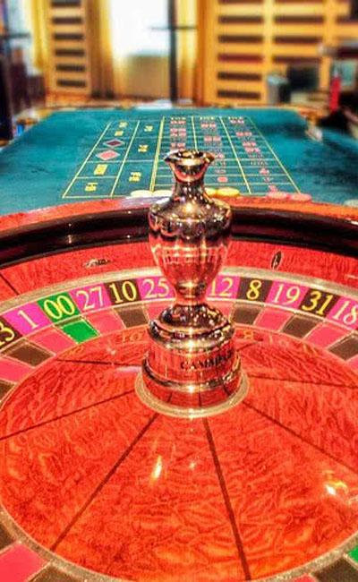 Roulette hjul - 15043
